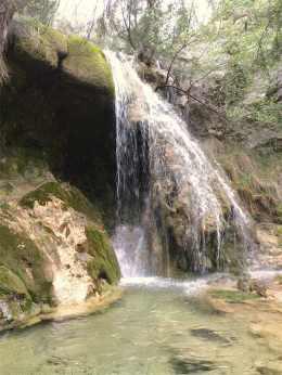 35 Cascada del Masico