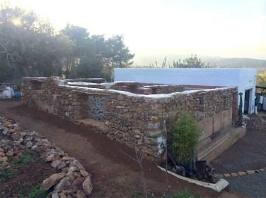 27 Restauración estructural completa (lado nor-este)