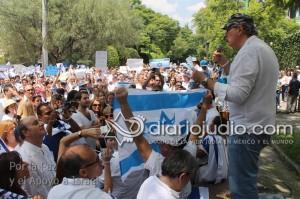 manifestacion pro israel 0316