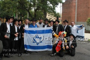manifestacion pro israel 0924