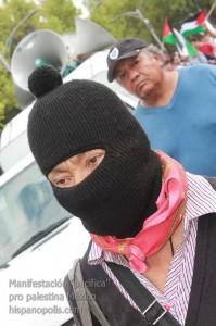 Manifestacion propalestina Mexico 0069