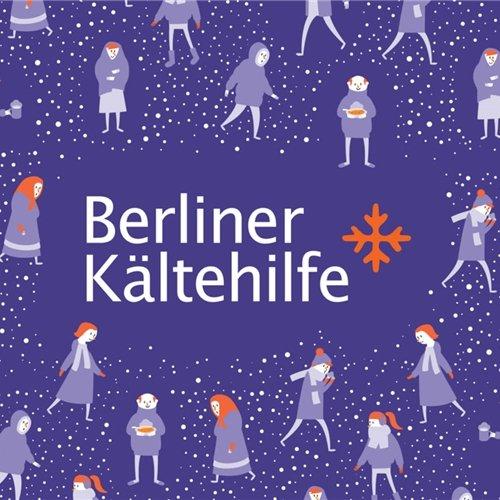 Приложение для бездомных людей в Берлине — » Berliner Kältehilfe»