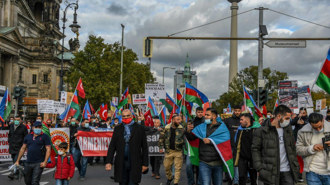 Aserbaidschanische Gemeinde Deutschlands verurteilt den CDU-Bundestagsabgeordneten Albert Weiler für seine proarmenische Haltung
