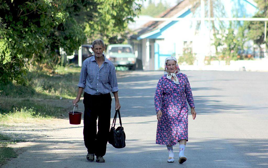 Russisches Dorf Ivanovka in Aserbaidschan — Bilder mit Beschreibung