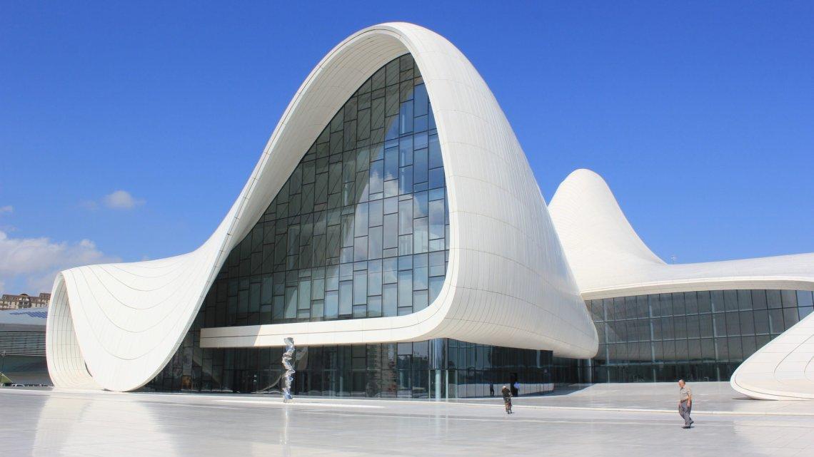 Heydar Aliyev Cultural Center — Baku, Azerbaijan