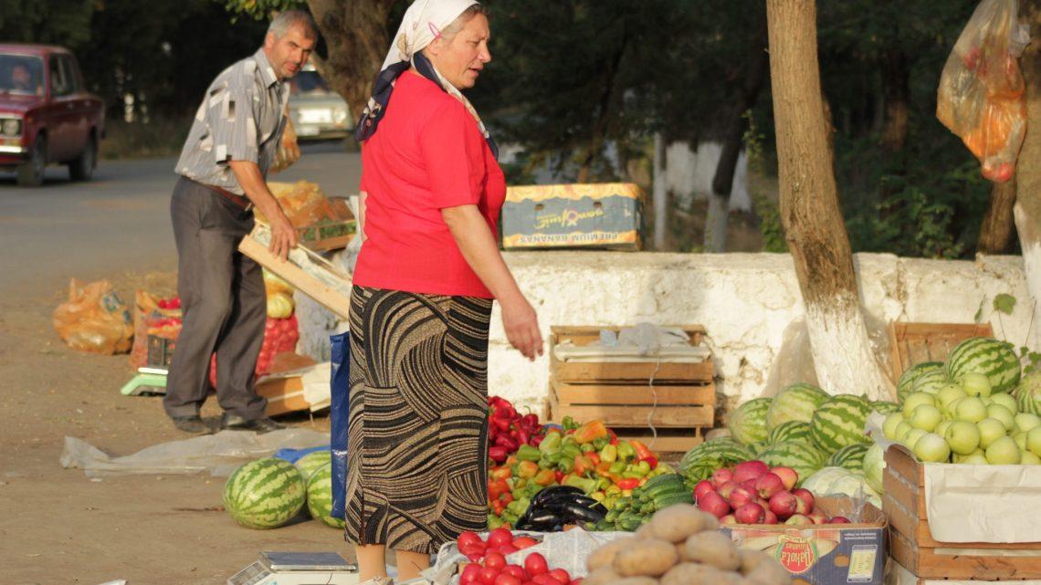 Продукты из села Ивановка — Азербайджан