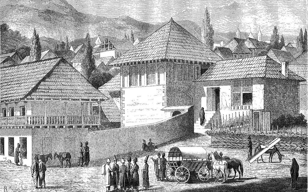 История Карабаха и г. Шуша — Азербайджан