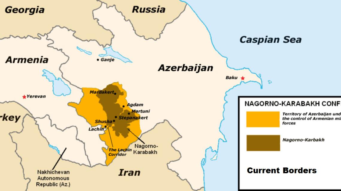 Bergkarabachkonflikt: Warum es keine Republik Arzach gibt