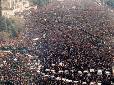 Schwarzer Januar von Baku — 20.01.1990
