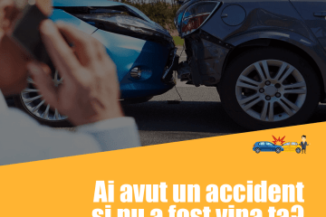 Accidente usoare Bucuresti