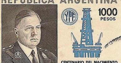 Enrique Mosconi y el petróleo como principio del progreso Argentino