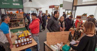 Experiencias de Sabores amplía la vinculación comercial de productores neuquinos