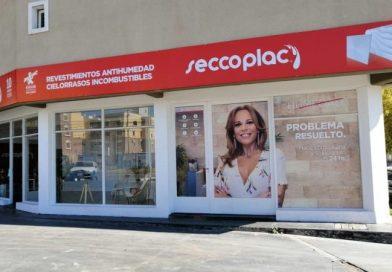Los revestimientos Seccoplac llegaron a La Pampa