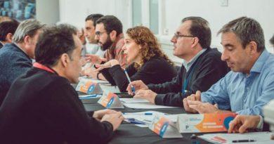 Más de 200 PyMEs participaron de una ronda de negocios con empresas privadas