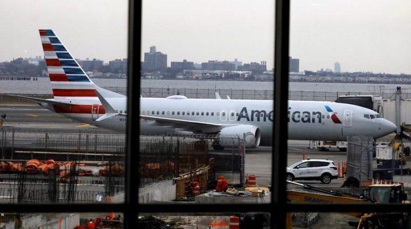 Boeing espera poder reanudar el funcionamiento comercial del 737 MAX en enero