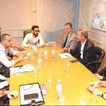 Nuevo encuentro de trabajo entre el ministro Simone y el Banco Mundial