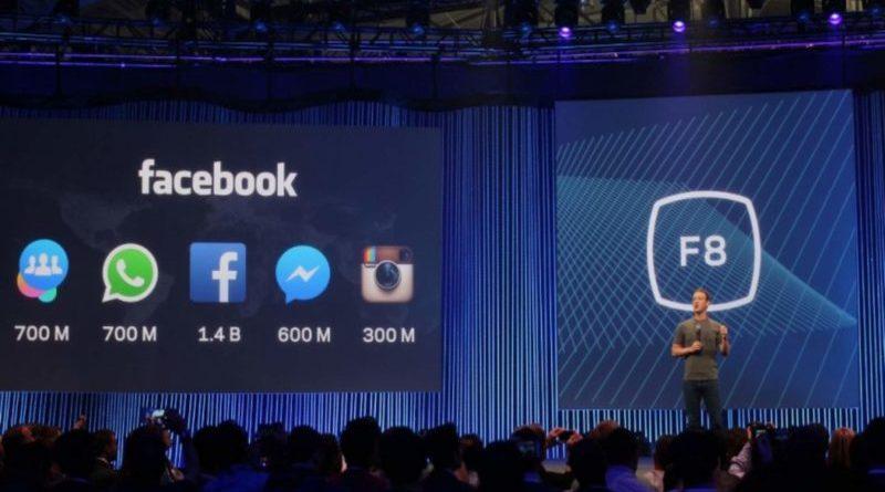 Facebook canceló su conferencia anual de desarrolladores por el coronavirus