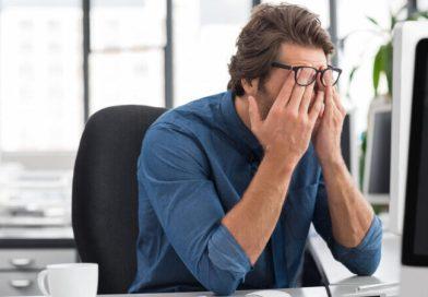¿Cómo prevenir la fatiga visual en el trabajo?