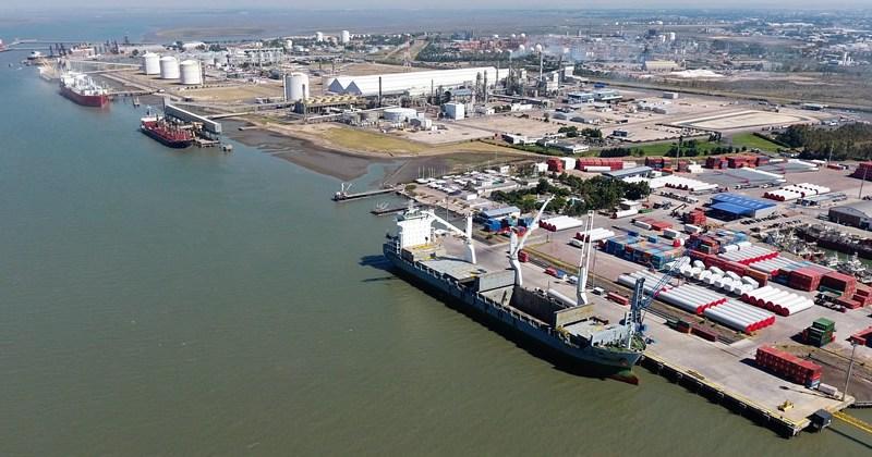 Continuará la actividad en el puerto a pesar de contar con cuatro casos de COVID positivos