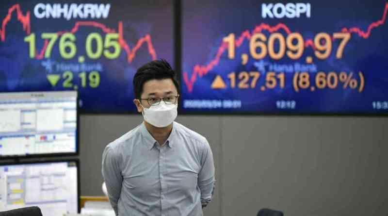 El destino de las bolsas seguirá marcado por la incertidumbre de la pandemia