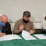 Convenio entre el gobierno y la UNLPAM para potenciar la agricultura familiar