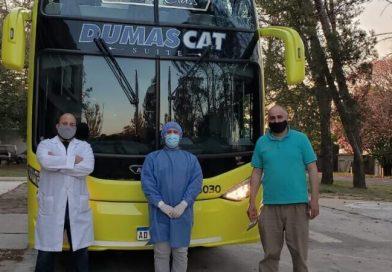 DumasCat: viajar más seguros en tiempos de coronavirus con Micro Safe
