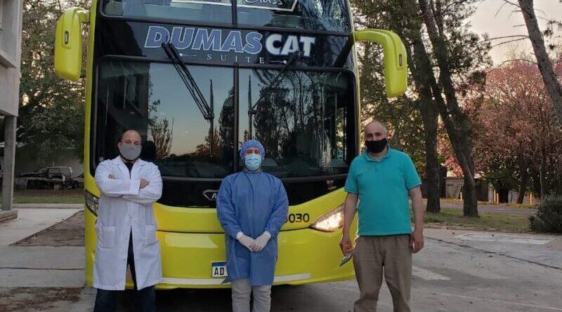 Dumas Cat viajes protocolo y seguridad