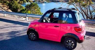 Tito: el auto eléctrico de origen puntano ya salió a la venta