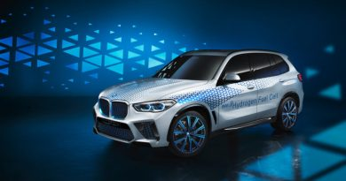 BMW lanzará al mercado su primer auto a base de hidrógeno