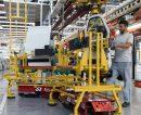 Indec: la actividad industrial creció 55,9 % interanual y 0,3 % intermensual