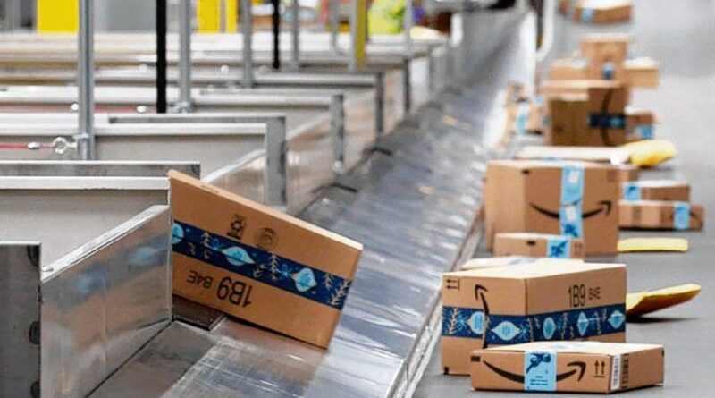 Nuevos robots de Amazon