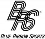 Logotipo de Blue Ribbon Sports.