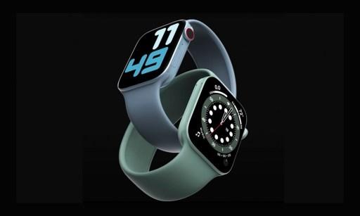 Nuevo Apple Watch Serie 7.