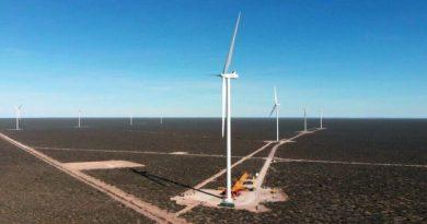 Solicitan que tres parques eólicos neuquinos ingresen en el régimen de fomento de energías renovables