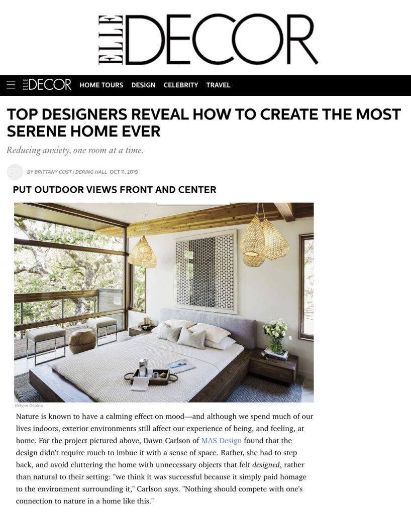 Elle Decor Interior Designers mas design, 2019 elle decor - mas design - interior design