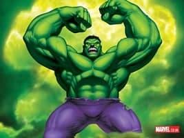 the hulk, superhero, marvel, komik marvel