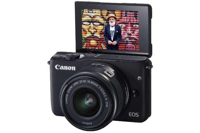 Canon EOS M10, kamera Canon EOS M10, harga Canon EOS M10, kelebihan Canon EOS M10, spesifikasi Canon EOS M10