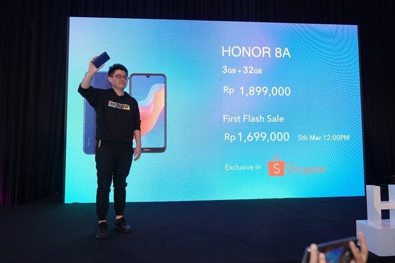 Spesifikasi dan Harga Honor 8A, Smartphone Terjangkau Nan Berkualitas