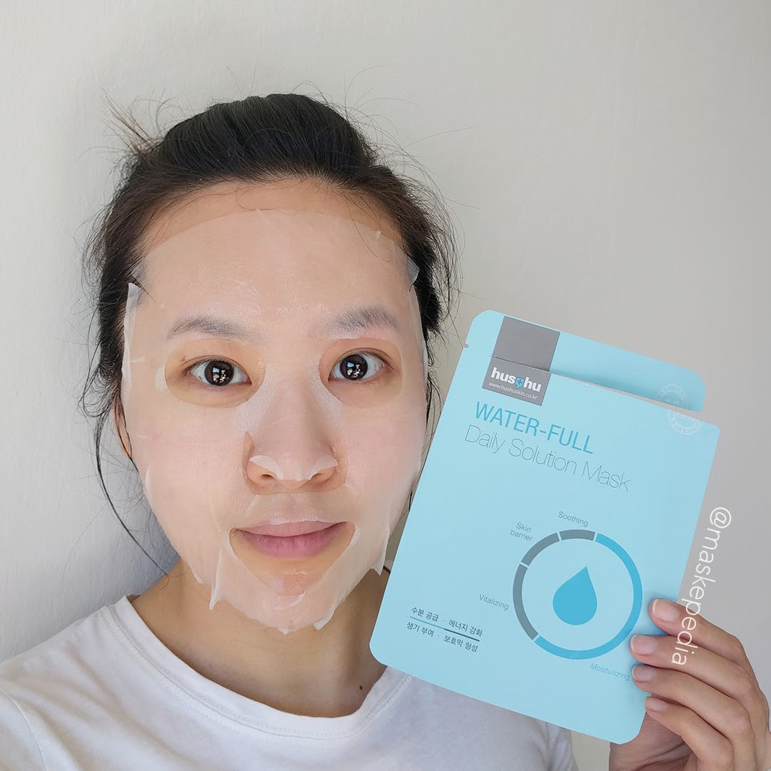 Hushu Water-Full Daily Solution Mask