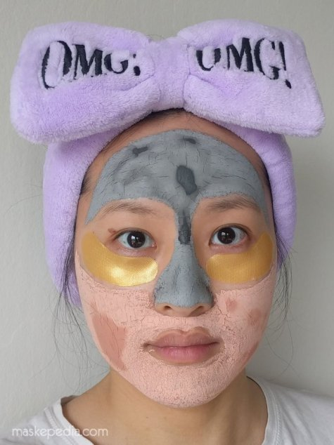 Double Dare 4-in-1 Kit Zone System Mask