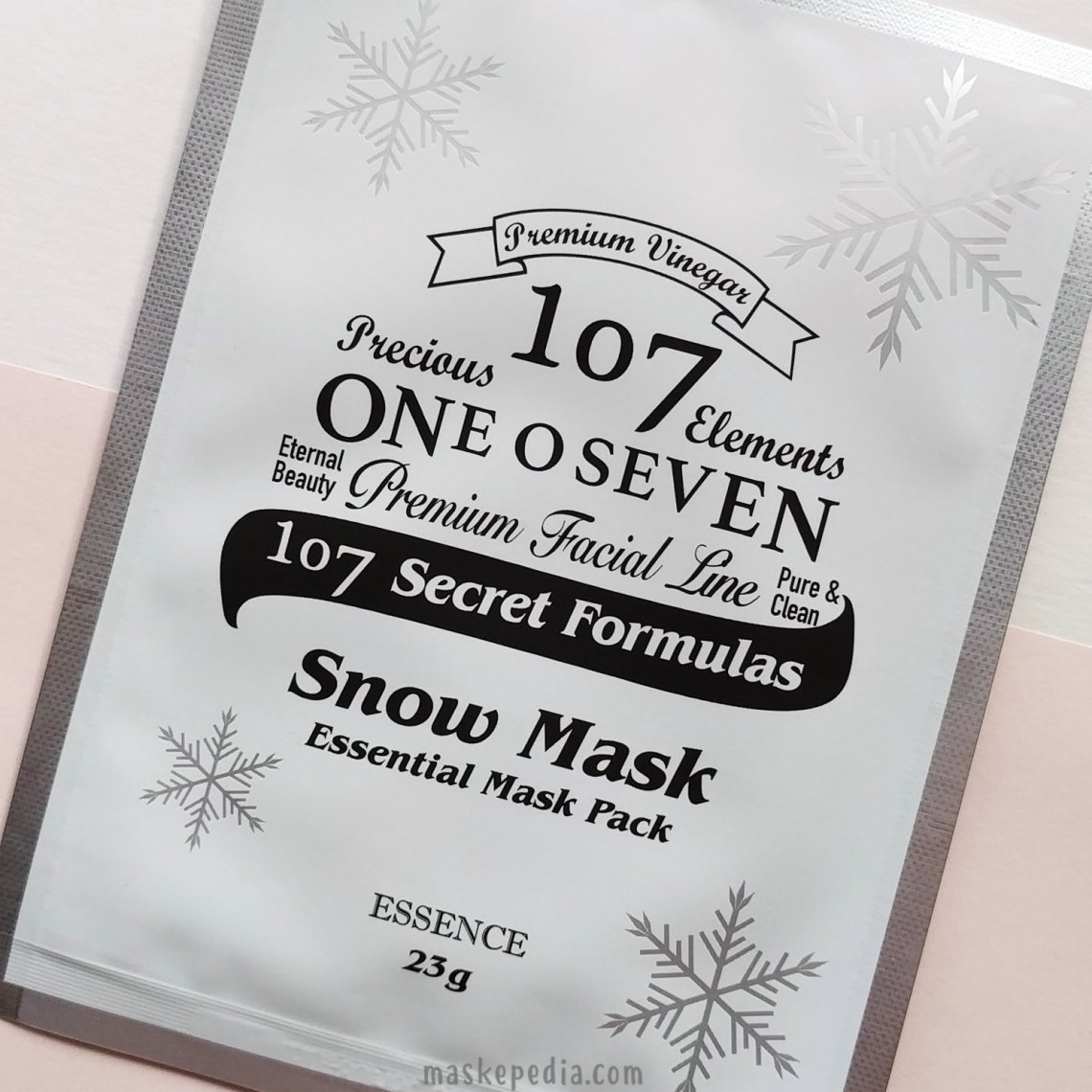 107 One O Seven Snow Mask