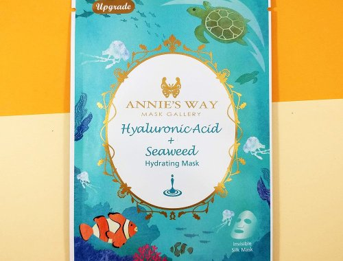Annie's Way Hyaluronic Acid + Seaweed Hydrating Mask