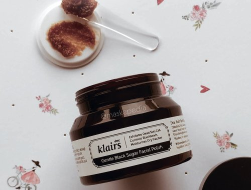 Klairs Gentle Black Sugar Scrub