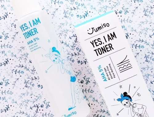 Hello Skin Jumiso Yes I Am Toner AHA 5%