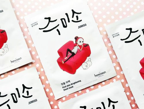 Hello Skin Jumiso First Skin-Brightening Sheet Mask