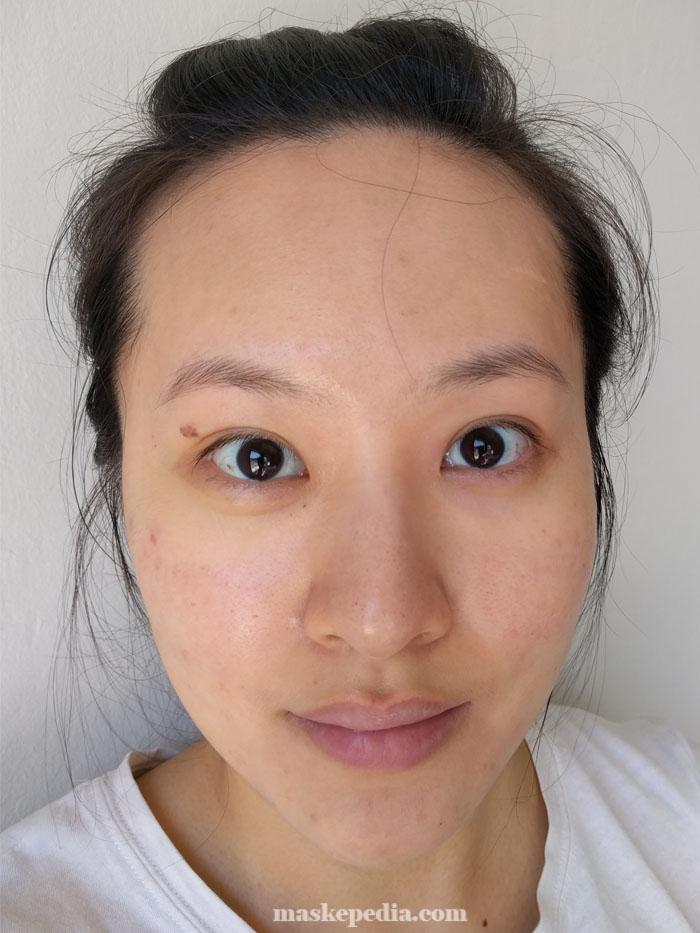 Polatam Water Gel Extra Force Optimal Repairing Sheet Mask