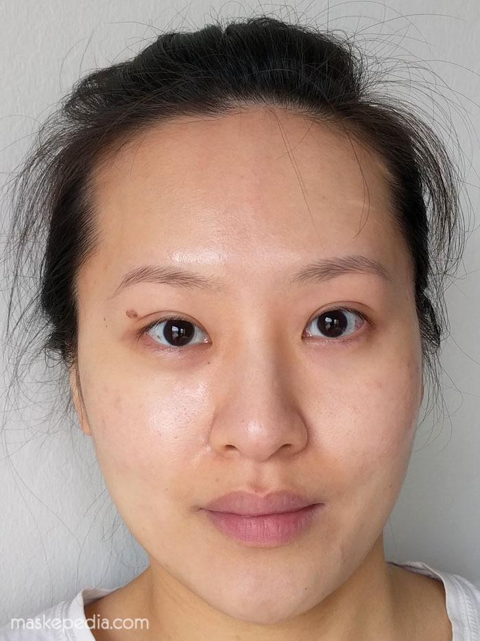 23 Years Old C-Tragel Modeling Mask