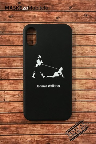 iphone x xs maska johnnie walk her