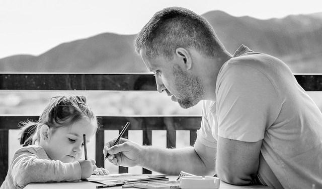 Att uppfostra barn som en man