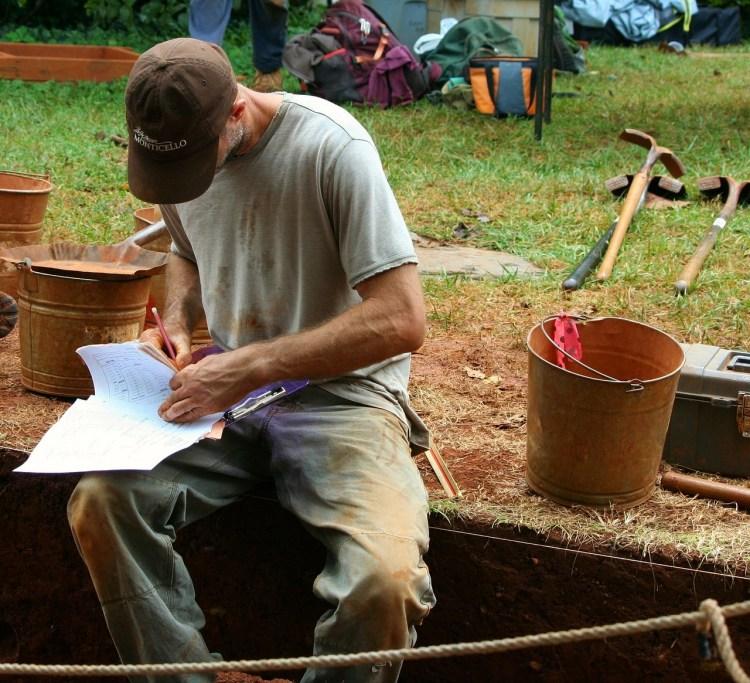 Svar till den kvinnliga arkeologen